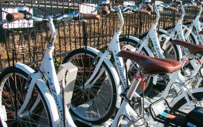 Town Center Zagster Surpasses 20,000 Trips and Highest Ridership in Nation
