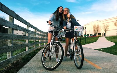 Bike Shares Connect People, Neighborhoods and Destinations