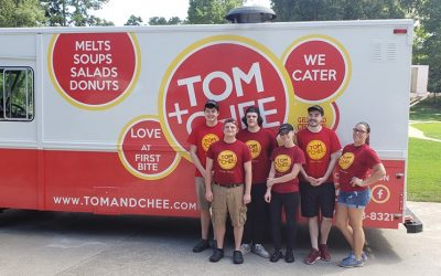 Highlighting Our Small Business Heroes – Tom + Chee