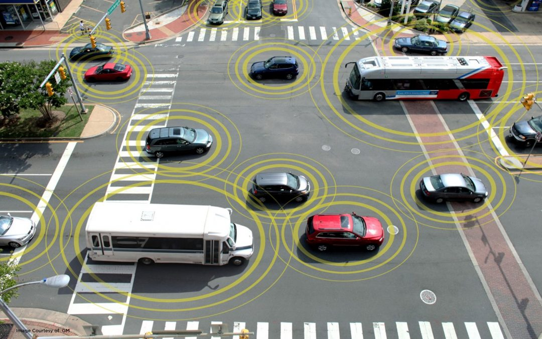 Three Ways Connected Vehicle Technology Creates Safer Roads (For More Than Just Drivers!)
