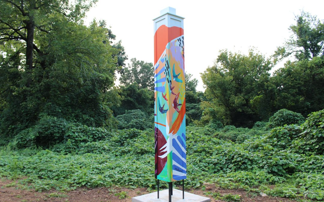 Town Center CID and Alliance Announce Chimney Swift Tower